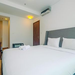 Exclusive 1Br With Working Room At Setiabudi Skygarden Apartment By Travelio photos Exterior