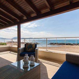 Apartment With 4 Bedrooms In Piano Di Trappeto With Wonderful Sea View Furnished Terrace And Wifi 10 M From The Beach photos Exterior