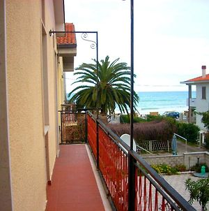 House With 2 Bedrooms In Contrada Termini With Wonderful Sea View And Balcony 3 M From The Beach photos Exterior