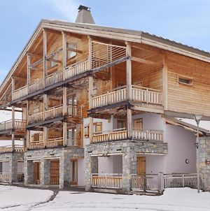 Apartment With 3 Bedrooms In Flaine With Wonderful Mountain View Shared Pool Furnished Terrace 500 M From The Slopes photos Exterior