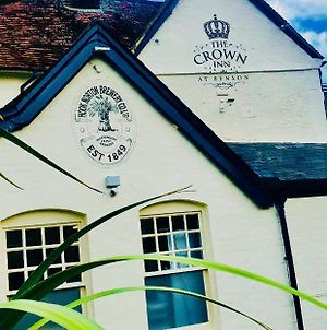 The Crown Inn At Benson photos Exterior