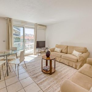Beautiful Apt With Balcony 10Mn From Beach Cannes photos Exterior