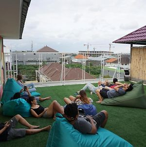 Bali Bustle Coworking And Coliving Space photos Exterior