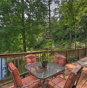 Appalachian Getaway With Stocked Pond & Fire Pit photos Exterior