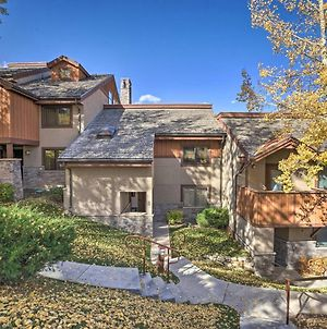 Slopeside Snowmass Townhome 9 Mi To Main St! photos Exterior