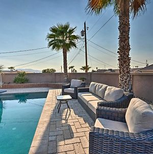 Modern Havasu Snowbird Escape With Pool & Patio photos Exterior