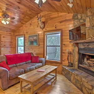 Pet-Friendly Cabin 5 Miles To Broken Bow Lake photos Exterior
