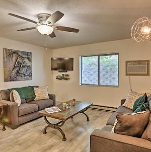 Stylish, Updated Black Hills Condo With Patio In Lead photos Exterior