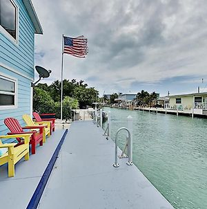 Charming Canal Retreat With Private Dock & Kayaks Home photos Exterior