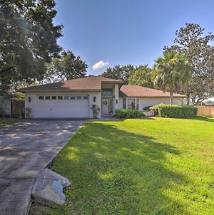 1-Story Home With Yard Less Than 7Mi To Downtown Lakeland photos Exterior
