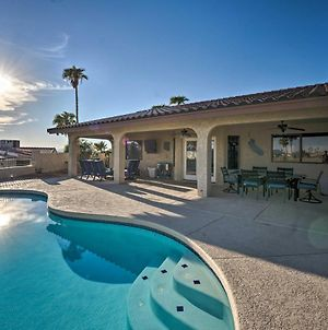 Lake Havasu Home With Pool - Minutes To Lake & Town! photos Exterior
