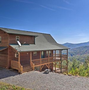 Unparalleled Mtn Views Spacious Cabin In Nc! photos Exterior