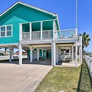 Spacious Stilted Home, 2 Blocks To Gulf Shore photos Exterior