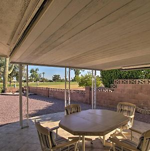 Quiet Home In Sun City - Golf And Hike Nearby! photos Exterior