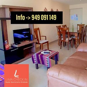 Apartamento En San Miguel Lima Check In photos Exterior