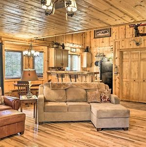 Cabin On Table Rock Lake With Hot Tub And Fire Pit! photos Exterior