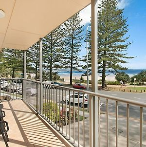 Pacific View Unit 3 - Balcony With Ocean Views Beachfront Rainbow Bay Coolangatta photos Exterior