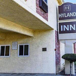 Hyland Motel Long Beach photos Exterior