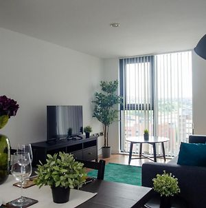 2 Bed Apartment On 14Th Floor With Stunning Views Of Sheffield City Centre photos Exterior