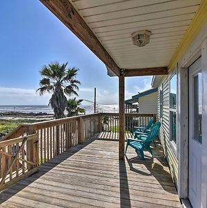 Surfside Beach Retreat With Deck And Gulf Views! photos Exterior
