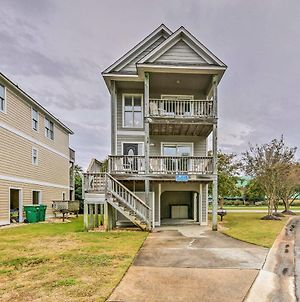Home With Deck In Corolla Light Walk To Beach! photos Exterior