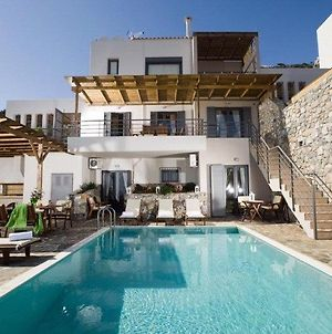 Luxury Crete Villa Two Bedroom Villa Private Pool Sea Views Elounda photos Exterior