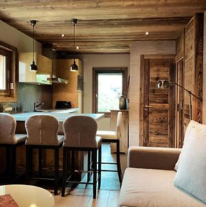 Apartment In The Center Of Megeve photos Exterior