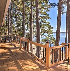 Waterfront Getaway With Furnished Deck And Grill! photos Exterior