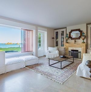 Villa With 4 Bedrooms In Roscoff With Wonderful Sea View Enclosed Garden And Wifi 5 M From The Beach photos Exterior