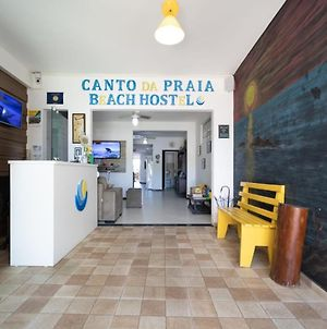 Canto Da Praia Beach Hostel photos Exterior