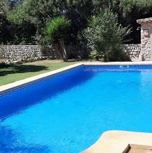 Villa With 3 Bedrooms In Manacor With Private Pool Furnished Terrace And Wifi 20 Km From The Beach photos Exterior