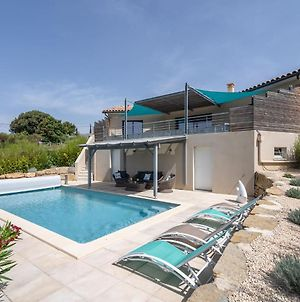 Luxurious Villa Near River In Cesseras photos Exterior