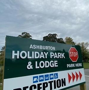 Ashburton Holiday Park photos Exterior