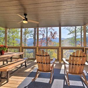 Reclusive Mountaintop Home With Stunning Views! photos Exterior