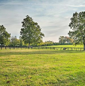 Horse Farm Hideaway About 6 Mi To Ky Horse Park! photos Exterior