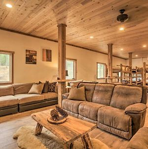 Rural Bunkhouse With Airstrip, Trails & More! photos Exterior