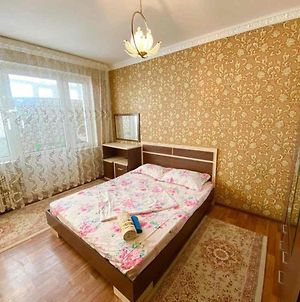 Cozy 3-Room Apartment In Aktau photos Exterior
