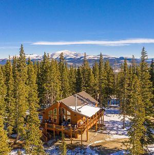 Fairplay Cabin With Spacious Deck And Mtn View! photos Exterior