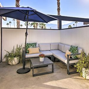 Modern Desert Haven With Patio And Nearby Golfing photos Exterior