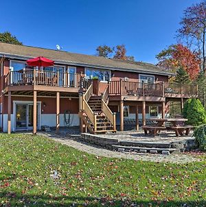 Waterfront Haven On Pines Lake Ski, Swim, And Relax photos Exterior
