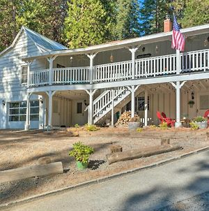 'Strawberry Hill Cabin' 5 Mi To Dodge Ridge Resort photos Exterior