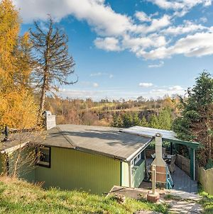 Beautiful Sunlit Cabin Near Forest In Allrode photos Exterior