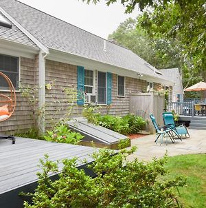 641 Walk To Nantucket Sound From Open Contemporary With Private Patio And Outdoor Shower photos Exterior