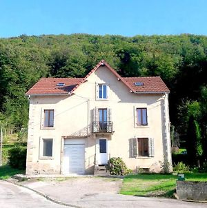 House With 2 Bedrooms In Le Vald'Ajol With Furnished Garden And Wifi 40 Km From The Slopes photos Exterior