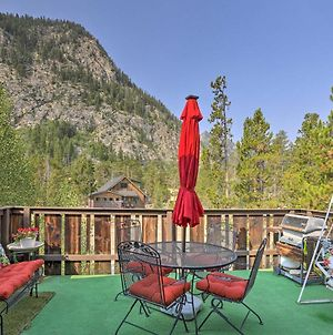 Updated Cabin With Rustic Charm, Walk To Town! photos Exterior