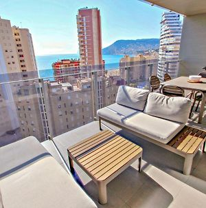 Agueda - Sea View Apartment In Calpe photos Exterior