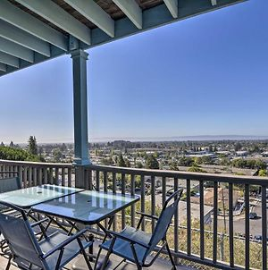 Hillside Home With Sf Bay Views, 1 Mi To Dtwn! photos Exterior