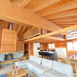 Egg Sauna & Luxury Chalet 16 Pers photos Exterior
