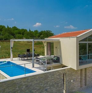 Beautiful And Modern Villa With Pool For 9 People Near Motovun photos Room