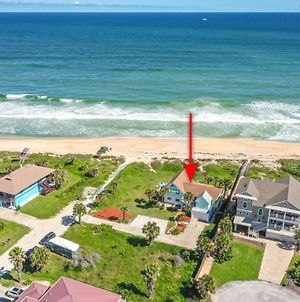 Pelican Beach Private Ocean Front Beach House- Sleeps 10 Bring Your Surf Boards Newly Renovate photos Exterior